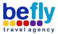 Befly travel agency, логотип
